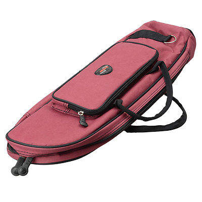 New Red Protable Professional Trumpet Case Big Bag Trumpet Accessories UK