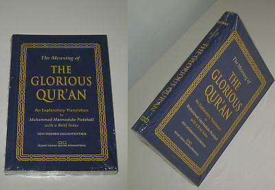 The Quran - English Translation ( New & Sealed ) Koran Book