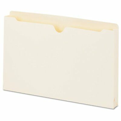 Universal Economical File Jackets with 1 1/2 Expansion, Legal, 11 Point Mani ...
