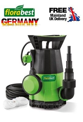 Florabest Submersible Water Pump