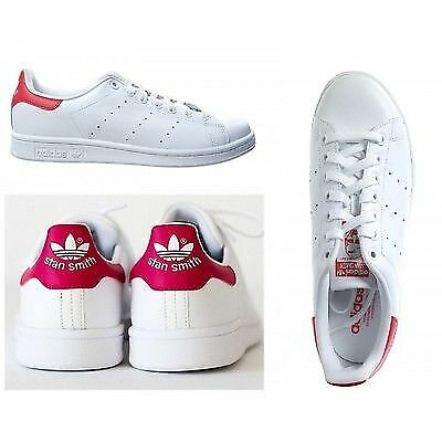adidas stan smith rouge femme