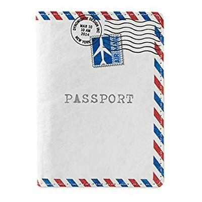 Dynomighty Airmail Mighty Passport Cover Postage Envelope Style Durable Tyvek