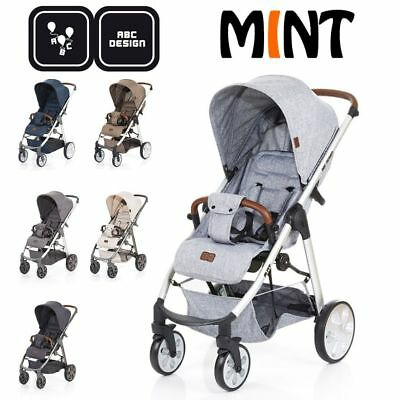 ABC design MINT stroller pushchair, buggy