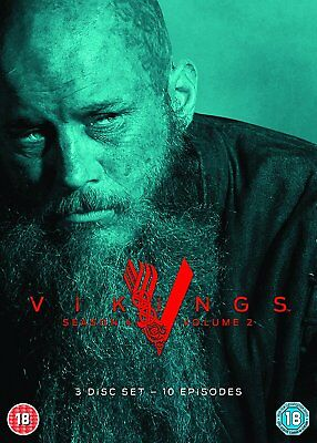 THE VIKINGS Series 4.2 SEALED/NEW fourth Season volume vol. part 5039036079969