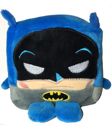 "Kawaii Cubes Series 1 Medium 4"" Plush - DC Comics Batman NEW"