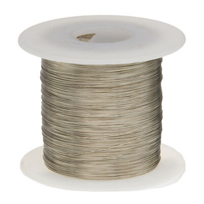 26 AWG Gauge Nickel Chromium Resistance Wire Nichrome 80 1000' Length 0.0159""