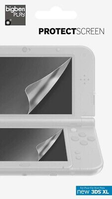 BigBen Screen Protector for New 3DS XL NEW