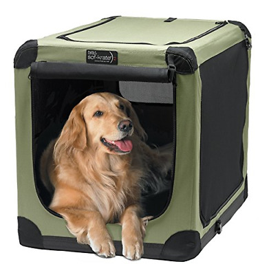 Noz2Noz 669 N2 Sof-Krate Indoor/Outdoor Pet Home, 42-Inch, for Pets Up to 90-Pou