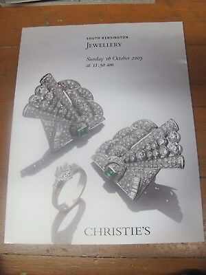 A1053 Old Pawn Christie's Amsterdam Jewellery And Watches Sept 2005 Magazine