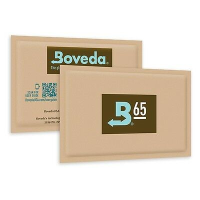 Boveda 2-Way Humidity Control 65% (60 gram) - Pack 1