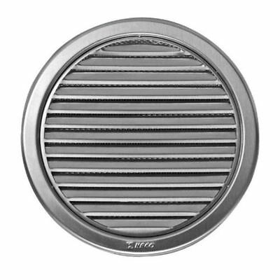 """Circular Stainless Steel Air Vent Grille Cover 150mm(6"""") Ventilation Grill Cover"""