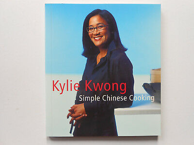 ## Kylie Kwong Simple Chinese Cooking - Like New