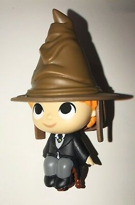 Funko Mystery Minis Harry Potter Series 2 RON WEASLEY SORTING HAT 1/6 New