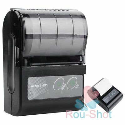 YOKO 5HB4 58mm Bluetooth 2.0+4.0 Thermal Receipt Printer For Android/ IOS【AU】
