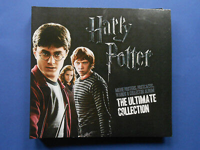 ## Harry Potter - The Ultimate Collection - Binder With Posters & Cards