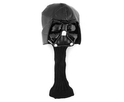 Star Wars Darth Vader Golf Club Cover - Black