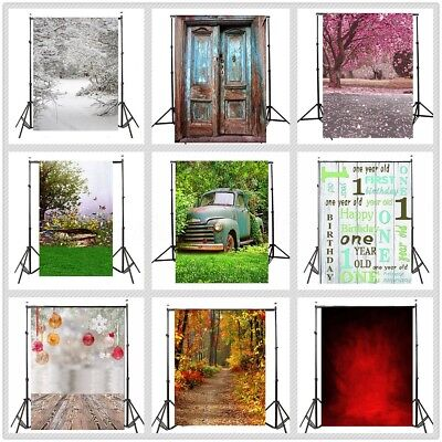 19 Types Toile De Fond Vinyl Backdrop Photographie Photo Studio Tissu Background