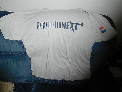 PEPSI GeneratioNext T-Shirt (Mens L/XL)