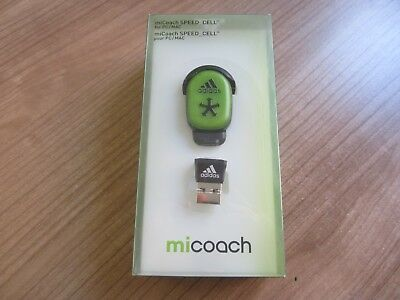 Adidas miCoach Speed Cell Speedometer (Wireless, for PC or Mac) Pedometer