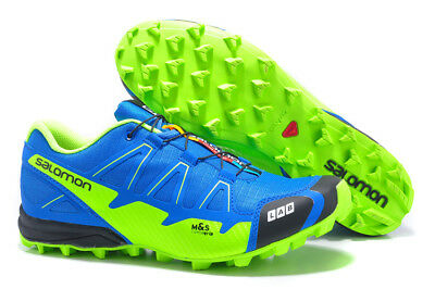 New Men's Fashion Athletic Running Sports Sneakers Outdoor Salomon Hiking Shoes