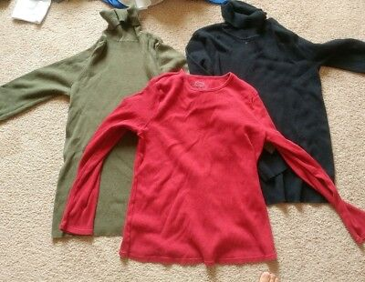 HUGE lot of used Maternity clothes size extra large XL sweaters long sleeves
