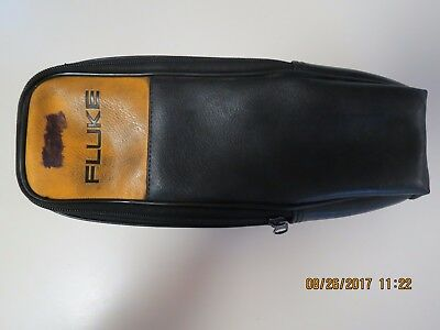 Fluke Genuine C33 Clamp Meter Soft Case Fits 902,333,334,335,336,337-Others