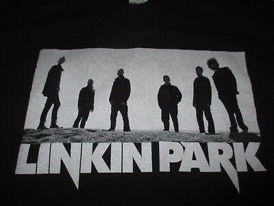 2007 LINKIN PARK PROJEKT REVOLUTION Concert Tour (XL) T-Shirt CHESTER BENNINGTON