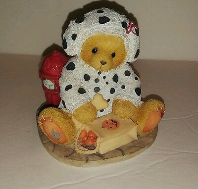 """Cherished Teddies Collectible """"You Have A Special Place In My Heart"""" Teddy Bear"""