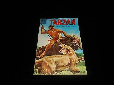 Vedettes TV : Tarzan 31 Sagédition octobre 1970