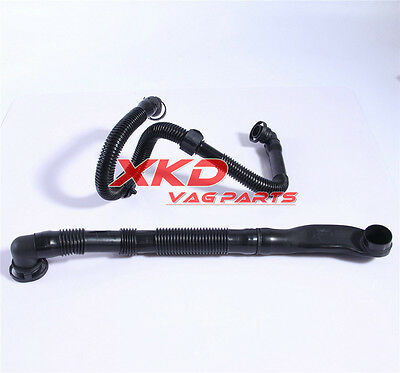 Air Pump Connecting Pipes For VW Passat SKODA Superb 2002-2008 1.8T