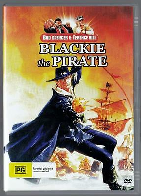 Blackie The Pirate  - DVD, Bud Spencer, Terence Hill