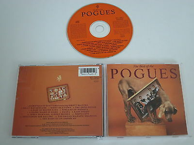 THE POGUES THE BEST OF ( Pogue Mahone Records 9031-75405-2) CD Album