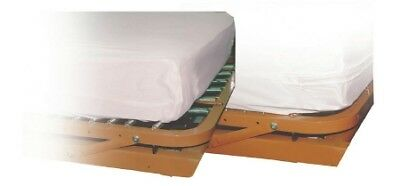 Bariatric Mattress Cover, Zippered  42 X 80 X 6 Inch, 1 Count #15034 ''New''