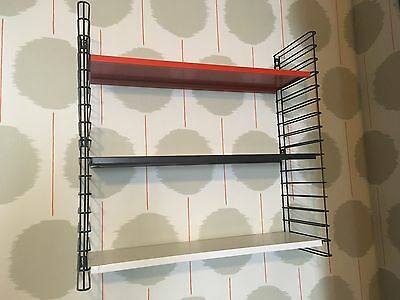 Dutch Tomado wall shelves. Retro, vintage, mid-century