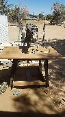 CRAFTMAN 12 INCH RADIAL ARM SAW Will accept reasonable offer
