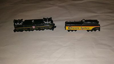 lot of 2 Hallmark Keepsake Lionel Train Metal Ornaments