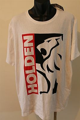 Holden Men's T-Shirt Size 4Xl Official Merchandise Brand New