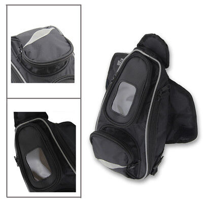 Oxford First Time Motorbike Motorcycle Expander Magnetic Tank Bag Luggage 5L