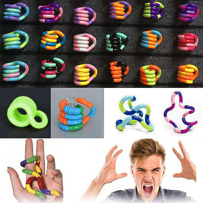 Unqiue Game Gift Fiddle Fidget Stress ADHD Autism Sensory Help Stop Smoking Toys