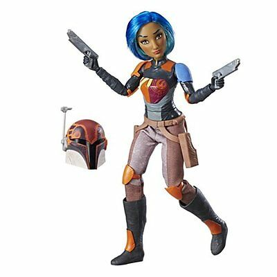 "Star Wars - Forces of Destiny Sabine Wren 11"" Adventure Figure"