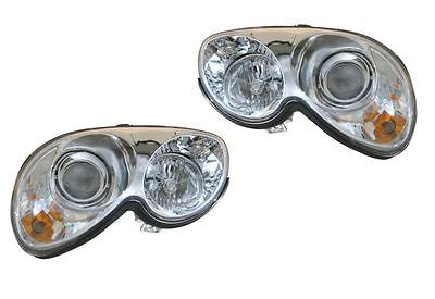 GENUINE BRAND NEW Front Head Light Lamp LH,RH SUITS HYUNDAI SONATA EF 2002-2005