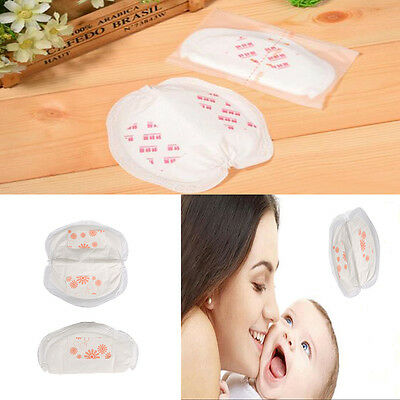 6/12pcs Baby Maternity Breast Pads Disposable Anti-overflow Breastfeeding Pads