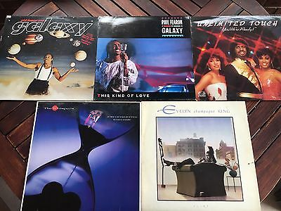 Soul & Funk / The Whispers, Evelyn Champagne King, Unlimited Touch, Phil Fearon