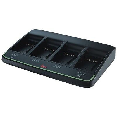 Leica GKL341 Multi-bay Battery Charger