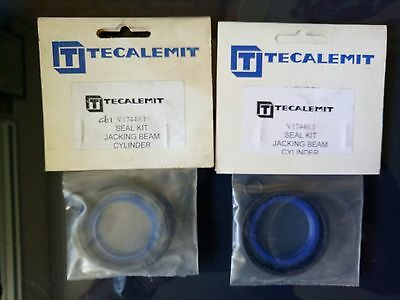 Tecalemit Seal Kits For V17440.1 Jacking Beam Cylinder - Lubrication Equipment
