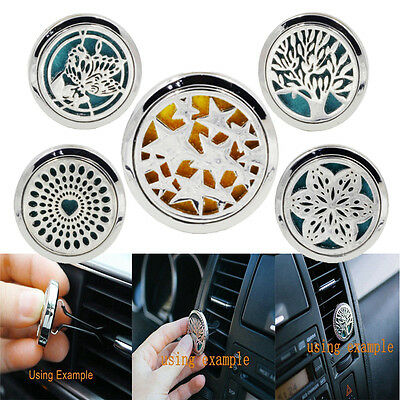 Mini Car Humidifier Air Purifier Freshener Aromatherapy Essential oil Diffuser y