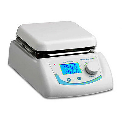 Benchmark Scientific Digital Hotplate & Stirrer H3760-HS, 115V, NEW