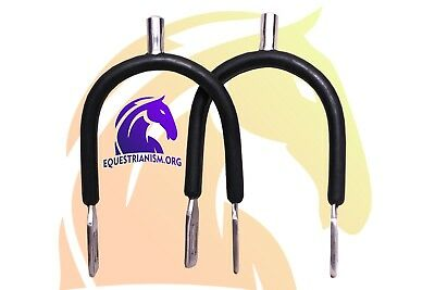Straight Neck  Women Rubber Spur