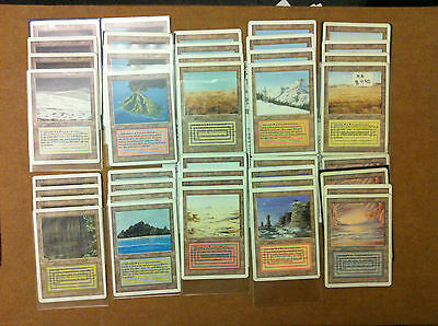 MTG DUAL-LANDS/Modern Masters /ALPHA/ BETA /and MORE!!! LOTTO
