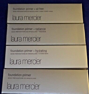 Laura Mercier Foundation Primer - Full Size 1.7 oz/50ml You Choose